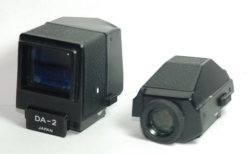Nikon DA-2 viewfinder