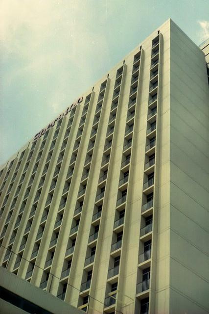 Hotel Sheraton, Lima, Peru