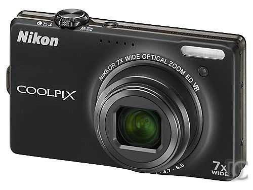 Nikon S6000