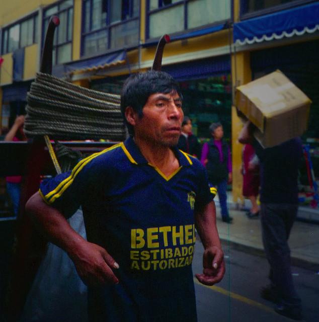 Llevando el progreso de nuestro pais, Lima, Peru