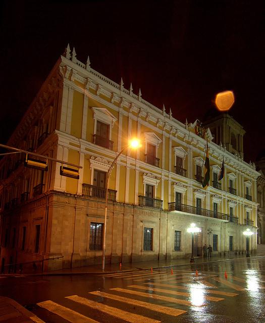 Palacio de Gobierno, La Paz, Bolivia