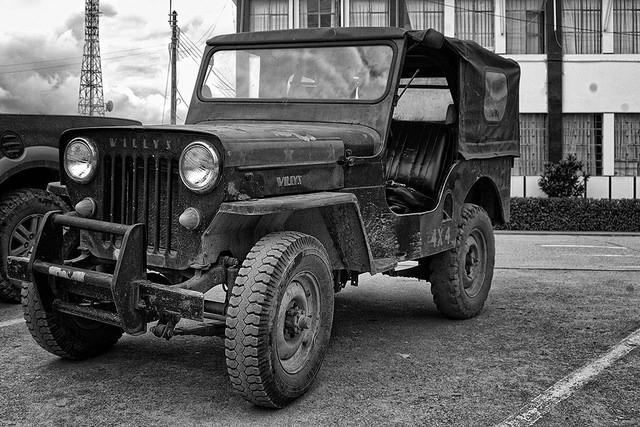 Jeep, Oxapampa, Perú